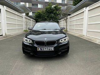 2016 BMW 2 Series F22 M240I Black 8 Speed Sports Automatic Coupe.