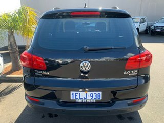 2013 Volkswagen Tiguan 5N MY14 103TDI DSG 4MOTION Pacific Black 7 Speed Sports Automatic Dual Clutch.