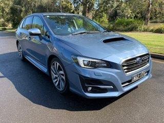 2017 Subaru Levorg V1 1.6 GT Premium Grey Constant Variable Wagon.