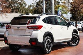 2021 Subaru XV G5X 2.0I Premium White Constant Variable SUV.