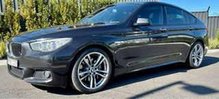 2013 BMW 5 Series F07 MY1112 535i Gran Turismo Steptronic Grey 8 Speed Sports Automatic Hatchback.