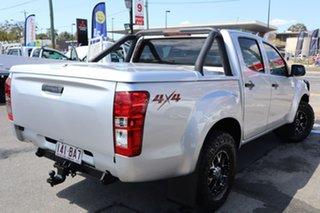 2013 Isuzu D-MAX MY12 LS-U Crew Cab Black 5 Speed Manual Utility.