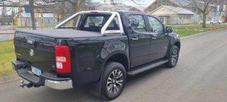 2018 Holden Colorado RG MY18 LTZ Pickup Crew Cab 4x2 Black 6 Speed Sports Automatic Utility.
