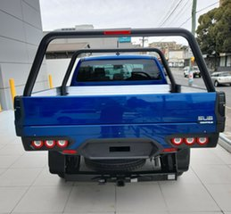 2021 Ford Ranger PX MkIII 2021.25MY XLT Blue Lightning 10 Speed Sports Automatic Super Cab Pick Up.