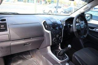 2013 Isuzu D-MAX MY12 LS-U Crew Cab Black 5 Speed Manual Utility