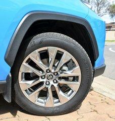 2020 Toyota RAV4 Mxaa52R Cruiser 2WD Blue 10 Speed Constant Variable Wagon