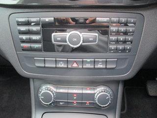 2013 Mercedes-Benz B-Class W246 B180 DCT White 7 Speed Sports Automatic Dual Clutch Hatchback