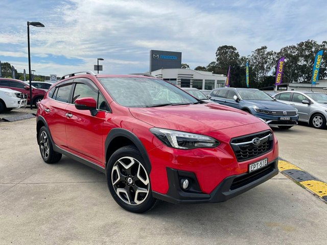 Used Subaru XV G4X MY17 2.0i-S Lineartronic AWD Glendale, 2017 Subaru XV G4X MY17 2.0i-S Lineartronic AWD Red 6 Speed Constant Variable Wagon