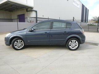 2008 Holden Astra AH CDX Grey Manual Hatchback.