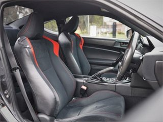 2012 Toyota 86 ZN6 GT Grey 6 Speed Manual Coupe