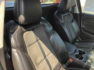 2017 Holden Ute VF II MY17 SV6 Ute Orange 6 Speed Sports Automatic Utility