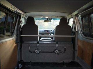 2015 Toyota HiAce KDH201V DX Silver 4 Speed Automatic Van