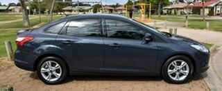 2014 Ford Focus LW MkII Trend PwrShift Grey 6 Speed Sports Automatic Dual Clutch Sedan