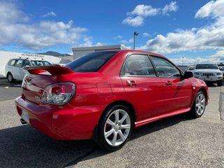 2006 Subaru Impreza S MY06 WRX AWD Red 5 Speed Manual Sedan.