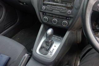2014 Volkswagen Jetta 1B MY14 118TSI DSG Comfortline Silver, Chrome 7 Speed
