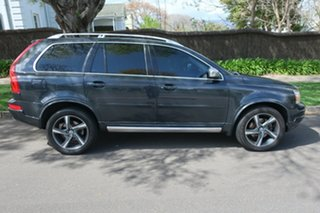 2012 Volvo XC90 P28 MY13 D5 Geartronic R-Design Grey 6 Speed Sports Automatic Wagon