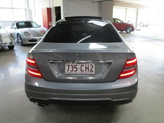 2012 Mercedes-Benz C-Class C204 C250 CDI BlueEFFICIENCY 7G-Tronic Palladium Silver 7 Speed