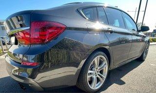 2013 BMW 5 Series F07 MY1112 535i Gran Turismo Steptronic Grey 8 Speed Sports Automatic Hatchback