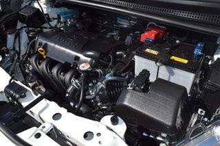 2017 Toyota Yaris NCP130R Ascent Glacier White 5 Speed Manual Hatchback