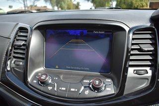 2014 Holden Commodore VF MY14 SV6 Blue 6 Speed Sports Automatic Sedan