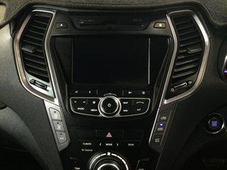 2012 Hyundai Santa Fe DM MY13 Elite Silver 6 Speed Sports Automatic Wagon