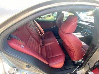 2017 Lexus IS350 GSE31R F Sport Silver 8 Speed Automatic Sedan