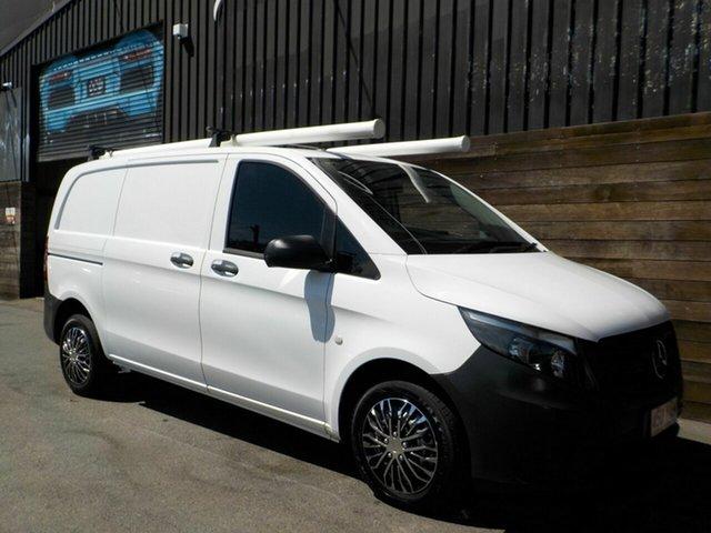 Used Mercedes-Benz Vito 447 111CDI SWB Labrador, 2017 Mercedes-Benz Vito 447 111CDI SWB White 6 Speed Manual Van