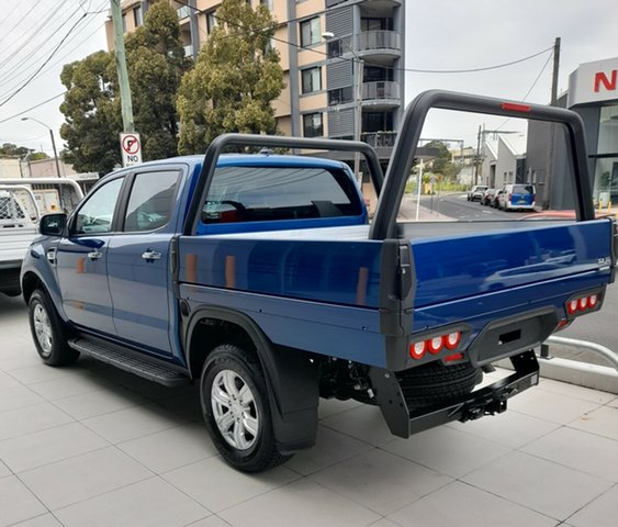 New Ford Ranger PX MkIII 2021.25MY XLT Homebush, 2021 Ford Ranger PX MkIII 2021.25MY XLT Blue Lightning 10 Speed Sports Automatic Super Cab Pick Up