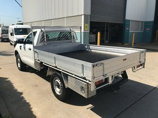 2018 Ford Ranger PX MkII 2018.00MY XL Hi-Rider White 6 speed Automatic Cab Chassis