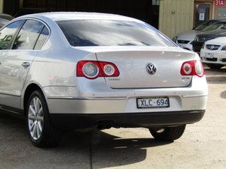 2009 Volkswagen Passat Type 3C MY09 147TSI Adventurine Silver 6 Speed Sports Automatic Sedan