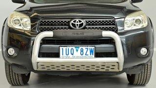 2007 Toyota RAV4 ACA33R Cruiser L Grey 4 Speed Automatic Wagon