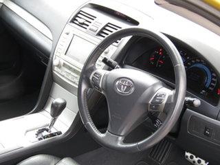 2007 Toyota Aurion GSV40R Sportivo ZR6 Aurora Gold 6 Speed Sports Automatic Sedan