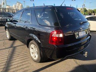 2010 Ford Territory SY MkII TX (RWD) Black 4 Speed Auto Seq Sportshift Wagon