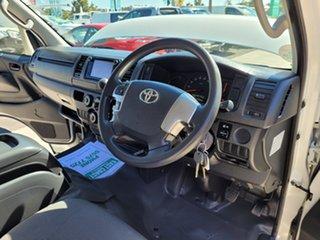 2017 Toyota HiAce KDH201R LWB French Vanilla 4 speed Automatic Van