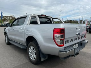 2018 Ford Ranger PX MkIII 2019.00MY XLT Hi-Rider Silver, Chrome 6 Speed Sports Automatic Utility.
