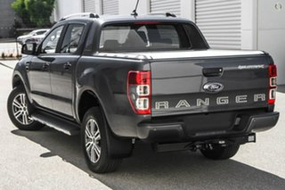 2021 Ford Ranger PX MkIII 2021.25MY Wildtrak Grey 10 Speed Sports Automatic Double Cab Pick Up