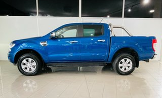 2020 Ford Ranger PX MkIII 2020.75MY XLT Blue Lightning 6 Speed Sports Automatic Double Cab Pick Up