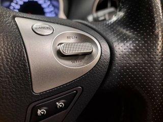 2016 Nissan Juke F15 Series 2 Ti-S X-tronic AWD N-SPORT Metallic Black 1 Speed Constant Variable