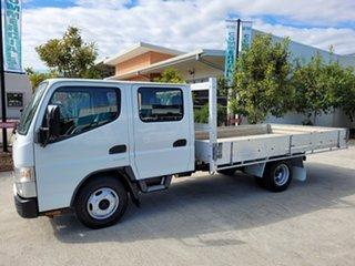 2018 Mitsubishi Fuso Canter White Automatic Dual Cab.