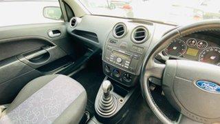 2006 Ford Fiesta WQ LX Silver 5 Speed Manual Hatchback