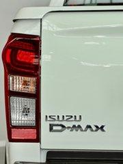 2017 Isuzu D-MAX MY17 LS-U Crew Cab 4x2 High Ride White 6 Speed Sports Automatic Utility