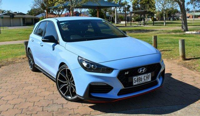 Used Hyundai i30 PDe MY18 N Performance Ingle Farm, 2018 Hyundai i30 PDe MY18 N Performance Performance Blue 6 Speed Manual Hatchback