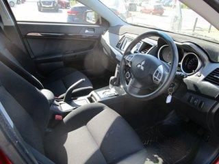 2016 Mitsubishi Lancer CF MY16 ES Sport Red 6 Speed Constant Variable Sedan