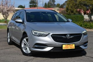 2018 Holden Commodore ZB MY18 LT Sportwagon Silver 9 Speed Sports Automatic Wagon.