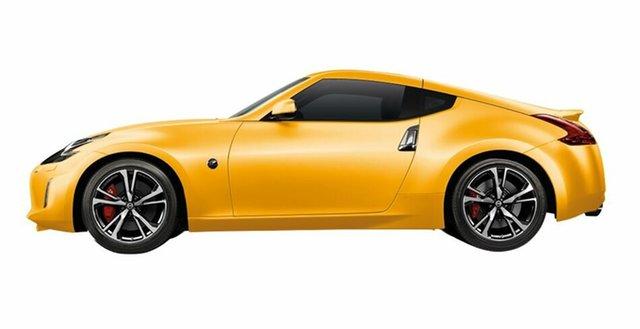 New Nissan 370Z Z34 MY20 Newstead, 370Z AUTO COUPE MY18 MY19