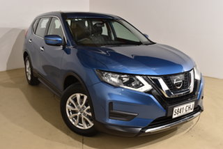 2019 Nissan X-Trail T32 Series II ST X-tronic 2WD Blue 7 Speed Constant Variable Wagon.