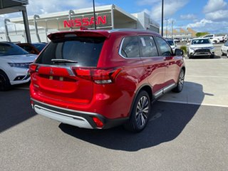 2021 Mitsubishi Outlander ZL MY21 LS 2WD P62 6 Speed Constant Variable Wagon
