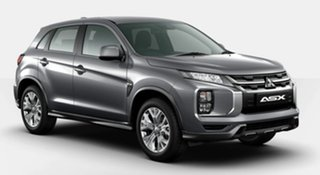 2021 Mitsubishi ASX XD MY21 ES 2WD Grey 1 Speed Constant Variable Wagon