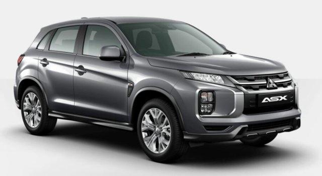 New Mitsubishi ASX XD MY21 ES 2WD Atherton, 2021 Mitsubishi ASX XD MY21 ES 2WD Grey 1 Speed Constant Variable Wagon