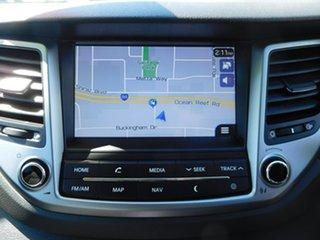 2017 Hyundai Tucson TLe MY17 Elite AWD White 6 Speed Sports Automatic Wagon